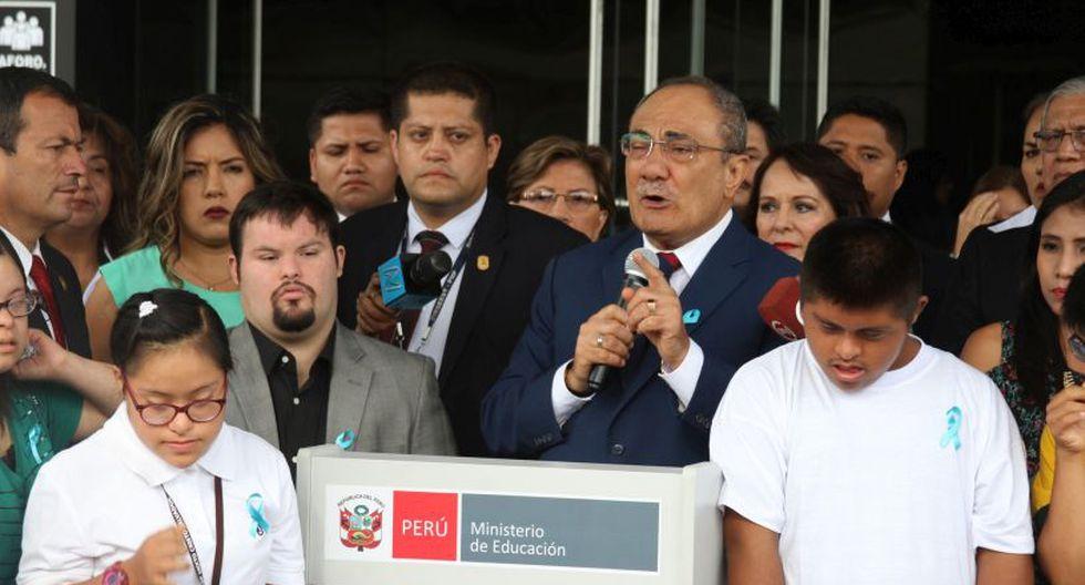 En el Perú, aproximadamente cien mil estudiantes con discapacidad son atendidos por el sistema educativo en las modalidades de Educación Básica Especial, Básica Regular, Básica Alternativa y Técnico Productiva, según el Censo 2017. (Difusión)
