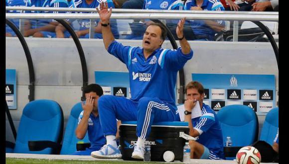 Marcelo Bielsa perdió por primera vez en la liga francesa