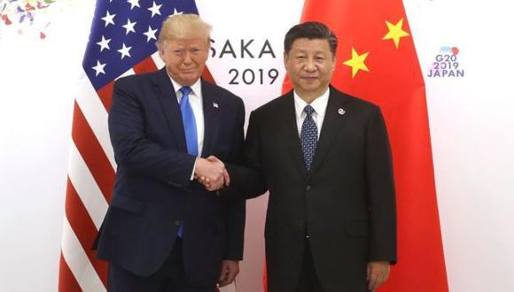 Estados Unidos y China se han visto atrapados en sucesivas oleadas de aranceles mutuos que amenazan con arrastrar el crecimiento de la economía mundial a su tasa más baja desde la crisis financiera. (Foto: Getty)