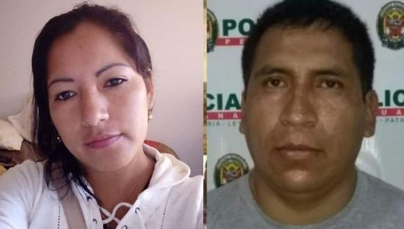Arequipa: Sujeto asesinó a golpes a su expareja delante de su pequeño hijo de dos años tras sostener una fuerte pelea de celos, pues creía que la víctima tenía una nueva relación.