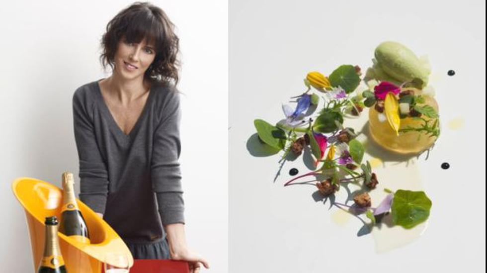 Helena Rizzo, de modelo a mejor chef del mundo - 1