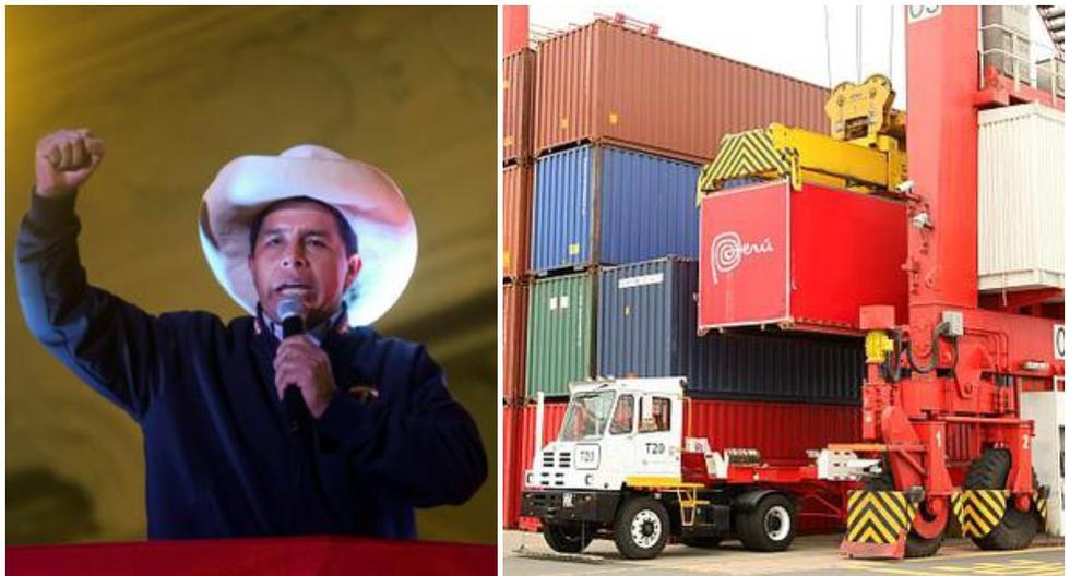 Gremios señalaron la importancia de seguir los procesos de integración y apertura comercial durante el gobierno de Pedro Castillo. (Foto: Archivo)