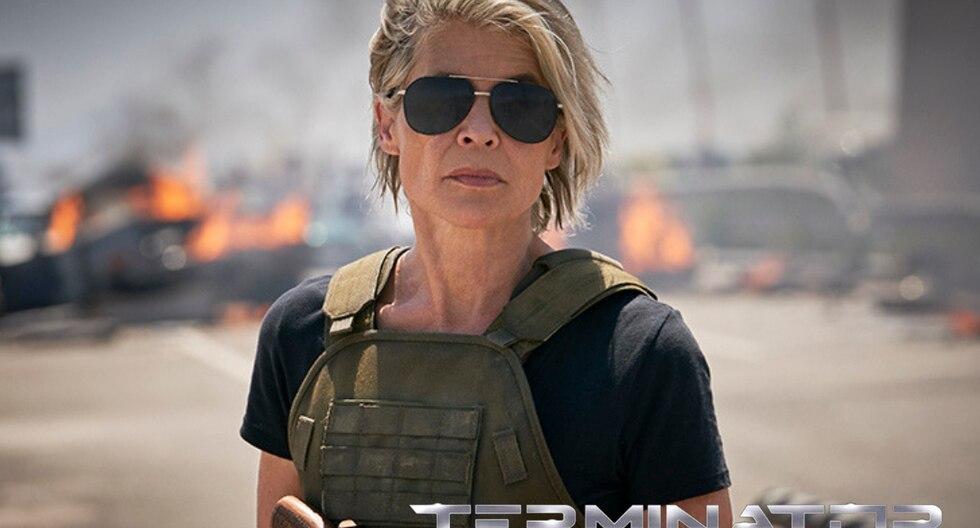 Linda Hamilton vuelve a encarnar a la aguerrida Sarah Connor en la nueva entrega de la popular franquicia 'Terminator'. (Fotos: Difusión)