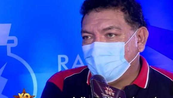 Imitador de Makuko Gallardo fue víctima de asalto tras salir del banco.  (Foto: captura de video)