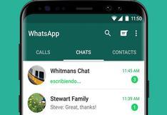 """Así puedes ocultar que estás """"escribiendo"""" en WhatsApp de manera simple   Truco"""