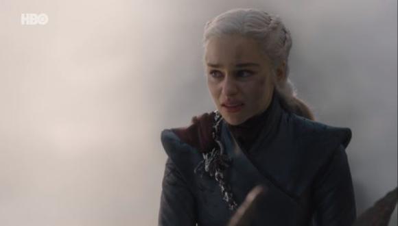Daenerys Targaryen destruyó todo (Foto: Game of Thrones / HBO)