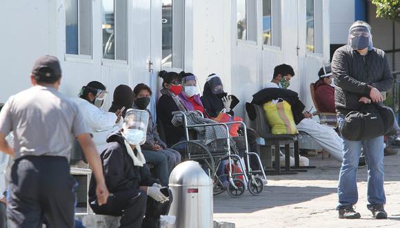 En las últimas semanas, Arequipa se ha convertido en el epicentro de la pandemia en la sierra sur. El pico máximo de mortalidad en esta región se registró a finales de julio, con un promedio de 100 fallecimientos diarios (Foto: cortesía)