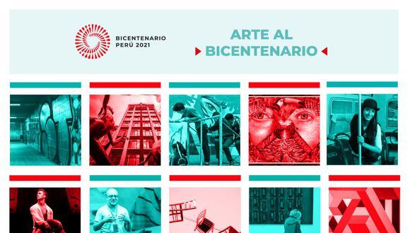 El Proyecto Especial Bicentenario presentará las bases del concurso y absolverá dudas, de manera virtual, este viernes 14 de mayo a las 5 p.m. (Foto: Difusión)
