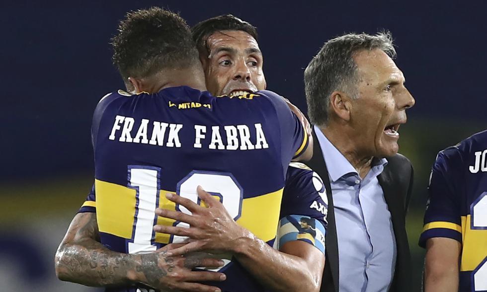 Conoce cuál es el posible once de Boca Juniors ante Newell's