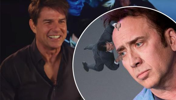 Tom Cruise reacciona con sus memes. (Foto: Captura de YouTube)