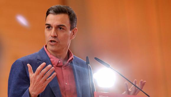 Para seguir en el poder, Sánchez necesitará pactar con otras fuerzas, como la izquierda radical de Podemos. (Foto: EFE)