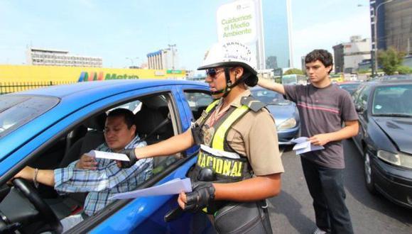 San Isidro multará uso indebido del claxon desde el 15 de junio