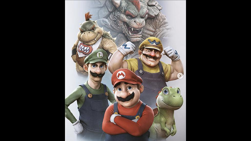 Raf Grassetti fue el director de arte de God of War y ahora ha creado diversas imágenes de los personajes de Super Smash Bros. (Imagen: @rafagrassetti en Instagram)