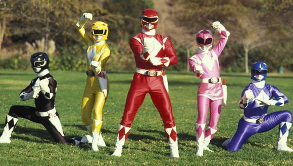 Power Rangers es una serie de televisión y una franquicia estadounidense del género Tokusatsu, versión de Super Sentai Series, una serie de televisión japonesa del mismo género (Foto: Hasbro)
