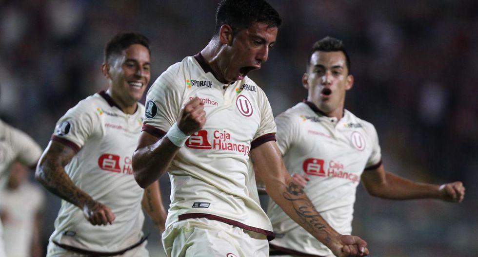 Universitario vs. Carabobo por Libertadores, mejores imágenes del partido. (Foto: Jesús Saucedo)