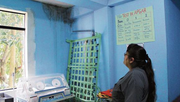 Centro de salud de Machu Picchu tiene serias deficiencias