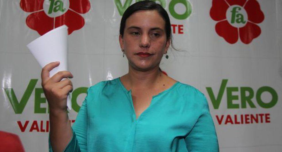 Lista del Frente Amplio en Lima fue declarada inadmisible
