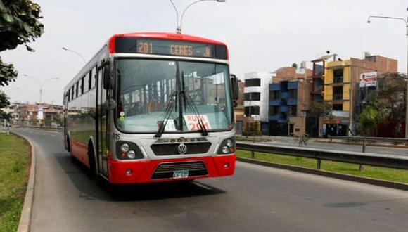 Ángel Mendoza, representante de la ACTU, indicó que esta situación refleja la falta de un sistema integrado de transporte. (Foto: GEC)