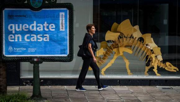 Las medidas de confinamiento para frenar el avance del coronavirus están causando estragos en algunos sectores económicos de América Latina. (Foto: Getty Images)