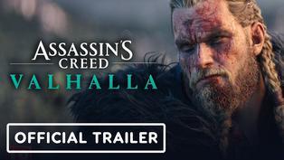 Nuevo tráiler de la historia de Assassin's Creed Valhalla