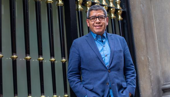 Ivan Lanegra, secretario general de Transparencia, cuestiona proceso de selección de magistrados al TC, a cargo de comisión especial del Congreso. (Foto: Fernando Sangama / Grupo El Comercio)