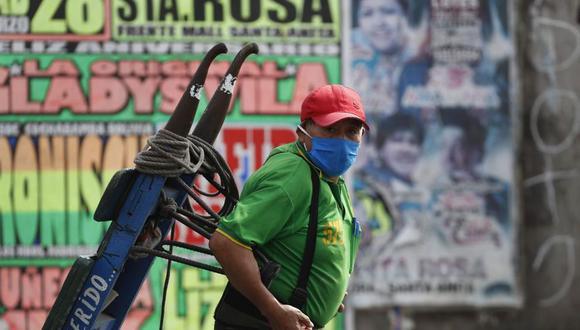 El Bono Familiar Universal busca ayudar a la mayor cantidad posible de peruanos durante dure la emergencia a causa del coronavirus (Foto: EFE)