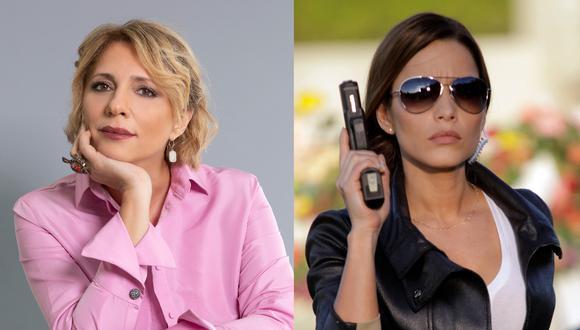 """Marcela Citterio escribió y creó la telenovela """"Corazón valiente"""", ficción que regresa después de nueve años a las pantallas de televisión. (Foto: Telemundo)"""