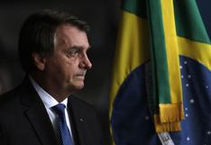 La popularidad de Bolsonaro cae con el recrudecimiento de pandemia del coronavirus en Brasil