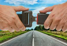 Cinturón de seguridad: cinco poderosas razones para usarlo siempre | FOTOS