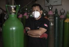 COVID-19 en Perú: Luis Barsallo, el empresario que da respiro en la pandemia
