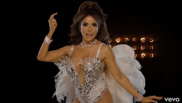 """Gloria Trevi sorprende a todos con el lanzamiento de videoclip de su canción """"Ábranse Perras"""". (Foto: Captura de video)"""