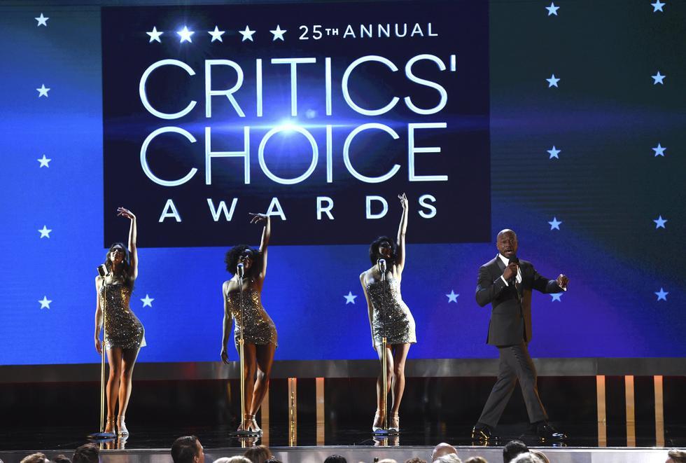 Critics' Choice Awards: La alfombra roja de las celebridades que asisten al evento. (Foto: AP)
