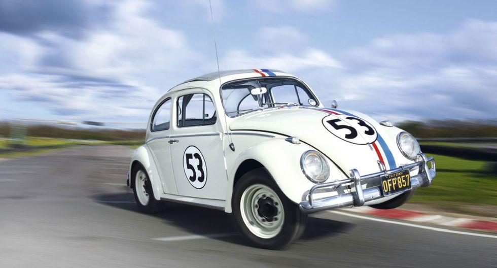 Los autos inolvidables del cine y la televisión [FOTOS] - 11