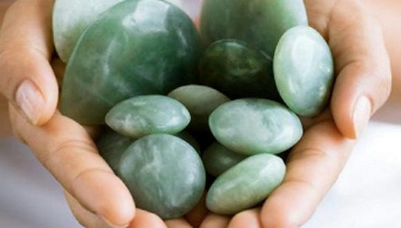 El jade es una de las piedras más importantes y más venerada en las culturas occidentales por sus propiedades (Pixabay)