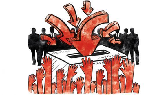 """""""Hernando de Soto anunciaría hoy un """"pacto de gobernabilidad"""" en ese sentido. Fernando Cillóniz tiene un planteamiento similar. Forsyth ha puesto la reforma del Estado como su principal objetivo. Y así. Están dadas las condiciones para una gran coalición"""". (Ilustración: El Comercio)"""