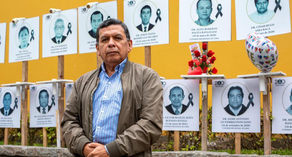 Desde hace varias semanas, el médico ha sido voceado como posible ministro de Salud. (Fernando Sangama / @photo.gec)