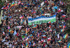 Chile: precio del dólar se disparó a cifra récord tras anuncio de reforma de constitución