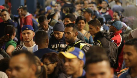Venezolanos en Perú: la mayoría de migrantes son jóvenes en edad de trabajar