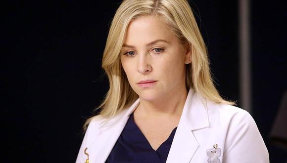 """La actriz Jessica Capshaw interpretó a Arizona Robbins en """"Grey's Anatomy"""". (Foto: ABC)"""