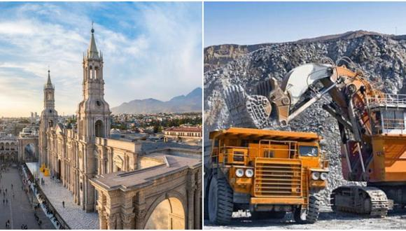 Arequipa es la segunda región con la mayor actividad económica a escala nacional, solo por detrás de Lima. (Foto: Maricielo Garvan)