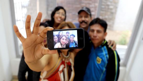 Los 'selfies' reflejan vanidad y necesidad de aprobación