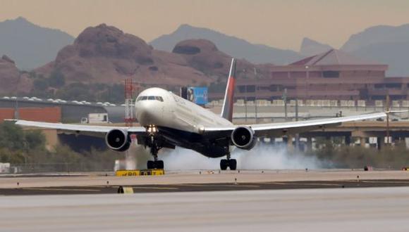 Estudio revela que  es posible que los aviones enfrenten tres veces más turbulencia de lo usual. (Foto: Reuters)