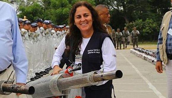 """El dengue y """"la ministrengue"""", la columna de Diana Seminario"""