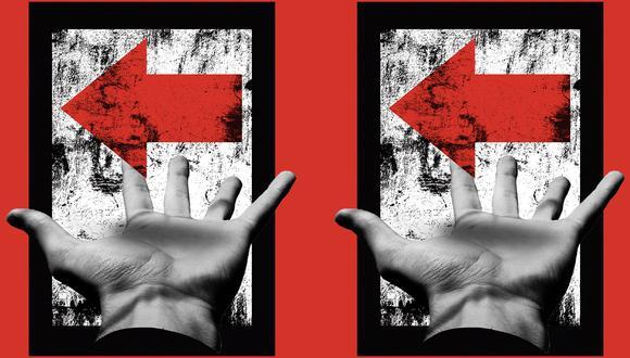 """""""La cobardía infiltra todo"""" (Ilustración: Giovanni Tazza)."""