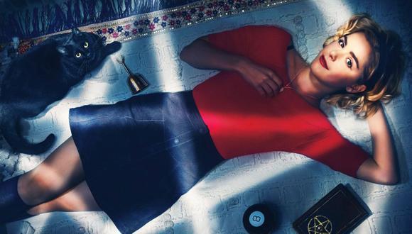 """""""El mundo oculto de Sabrina"""", temporada 4, fue estrenada el pasado 31 de diciembre de 2020 en Netflix (Foto: Netflix)"""