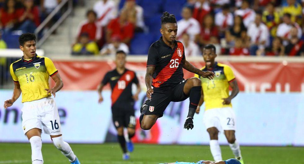 Perú vs. Ecuador: mira las mejores imágenes del amistoso por la fecha FIFA en Estados Unidos. (Foto: Fernando Sangama - GEC)