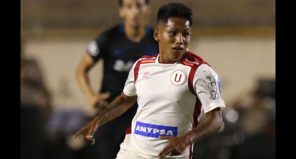 9. Raúl Tito - Universitario de Deportes. Puede ser extremo o mediapunta. (Foto: USI)