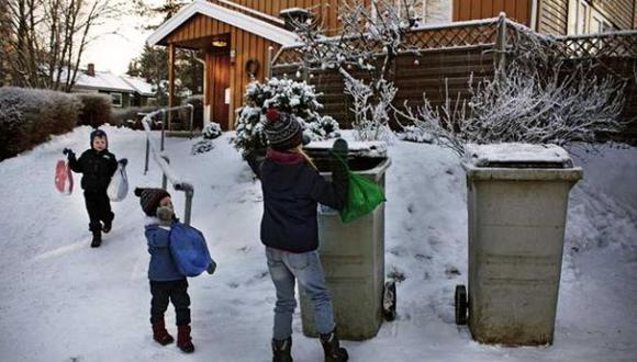 Oslo, la ciudad que se quedó sin basura y ahora la importa