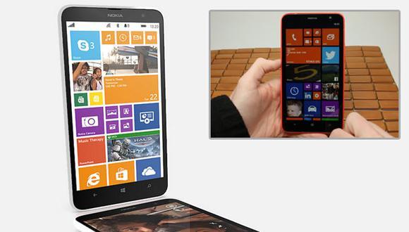 Nokia Lumia 1320: una mirada a esta phablet que ya está en Perú