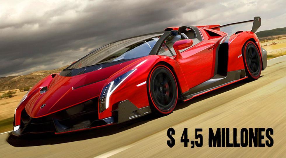 FOTOS: Los autos más caros del mundo - 1